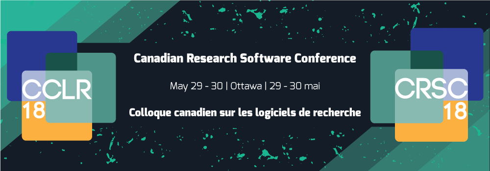 canadian research software conference